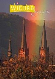 Wiehre-Journal 31 - Bürgerverein Mittel- und Unterwiehre e.V.