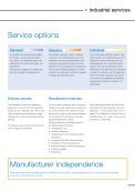 industrial services - Testo AG - Page 7