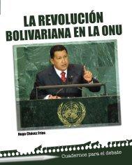 La Revolución en la ONU - MinCI