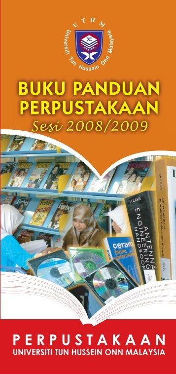 Buku Panduan Perpustakaan - UTHM Library