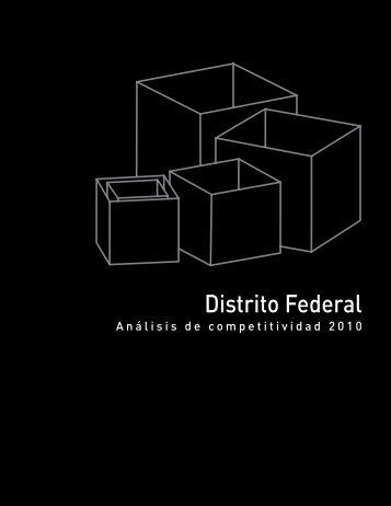 Distrito Federal - Instituto Mexicano para la Competitividad AC
