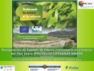 PROYECTO LIFE08/NAT/000055 - EUROPARC-España