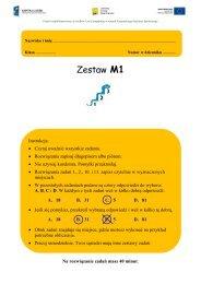 OBUT 2012 Zestaw M1