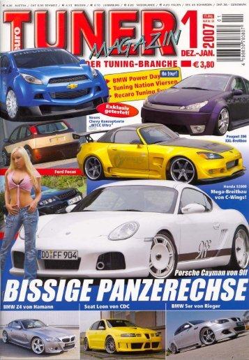 Euro Tuner Magazin - TRC-Tuning