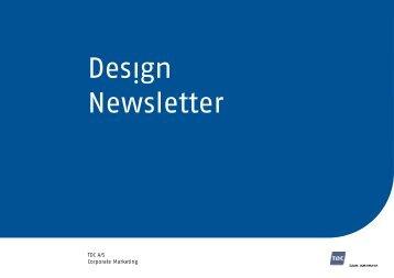 Design Newsletter i