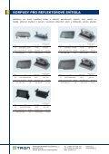 LED korpusy přehled - TRON elektronické součástky sro - Page 4