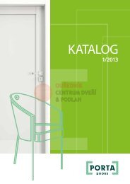 Porta Doors katalog 2013