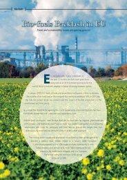 Biofuels Backlash in the EU - MPOC