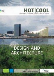 Design and architecture - Fjernvarmens Udviklingscenter