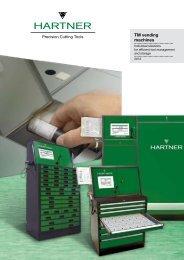 TM vending machines - Hartner