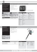 Measuring Instruments for Humidity - Lontek - Page 4