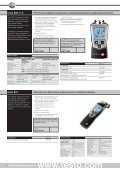 Measuring Instruments for Humidity - Lontek - Page 6