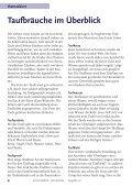 Taufen - Evangelische Kirchengemeinde Verl - Page 4