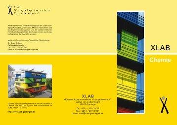 Chemie - XLAB