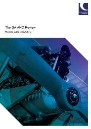 CAP 1271 GA ANO Review