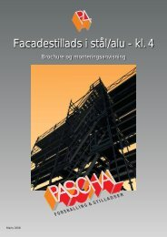 P4 brochure og montageanvisning - PASCHAL-Danmark A/S