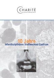 10 Jahre - Interdisziplinäres Stoffwechsel-Centrum