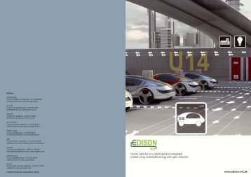 Electric vehicles in a distributed and integrated market ... - Siemens