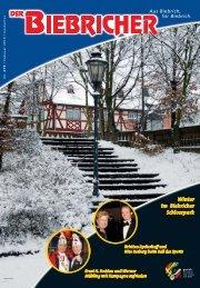 DER BIEBRICHER :: Ausgabe 219, Februar 2010 - Gerich