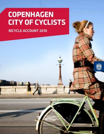 COPENHAGEN CITY OF CYCLISTS