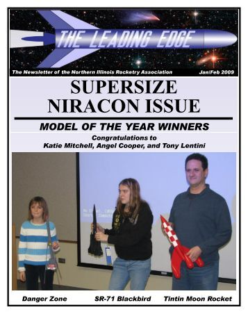 January/February Issue - NIRA
