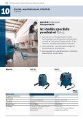 Elszívók, ragasztópisztolyok, hőlégfúvók - Bosch - Page 3