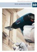 Elszívók, ragasztópisztolyok, hőlégfúvók - Bosch - Page 6