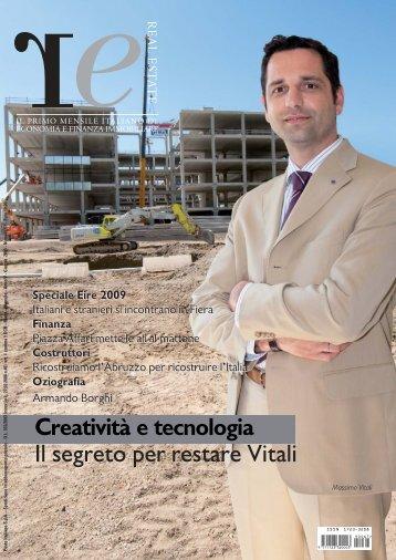 Real Estate - Vitali Spa