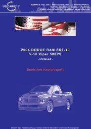 FH 2004 Ram SRT-10 US - Heimann & Thiel GbR