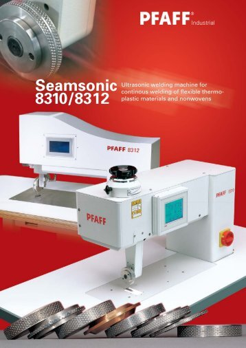 Seamsonic 8310/8312