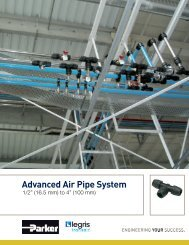 Advanced Air Pipe System