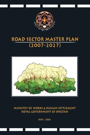 Road Master Plan 2007-2027