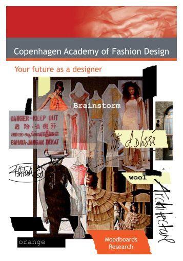 Copenhagen Academy of Fashion Design - Københavns Mode- og ...