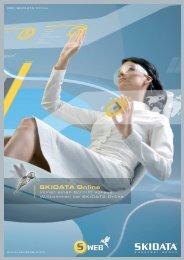SKIDATA Online Broschüre