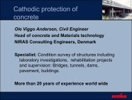 Ole Viggo Andersen, Civil Engineer Head of concrete and Materials ...