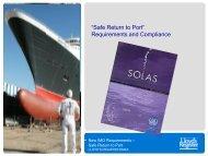 """New IMO requirements """"Safe Return to Port"""" - Skibsteknisk Selskab"""
