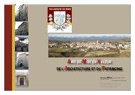 Document de présentation du projet AVAP - Villeneuve de Berg