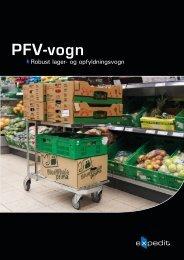 PFV-vogn - Expedit