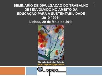 ASPEA - Agência Portuguesa do Ambiente