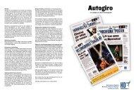 Autogiro - Helsingborgs Dagblad