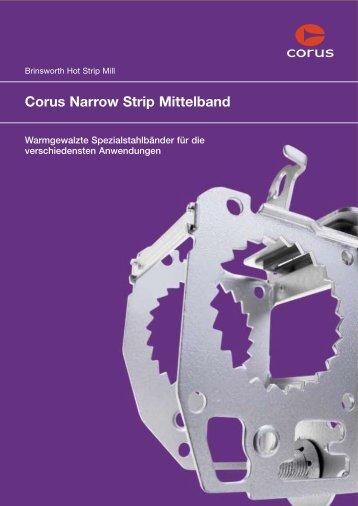 1687 CORUS Narrow strip GER - Tata Steel