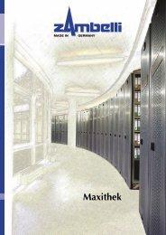 Das Regalsystem Maxithek - weber-einrichtungen.de: Raum ...