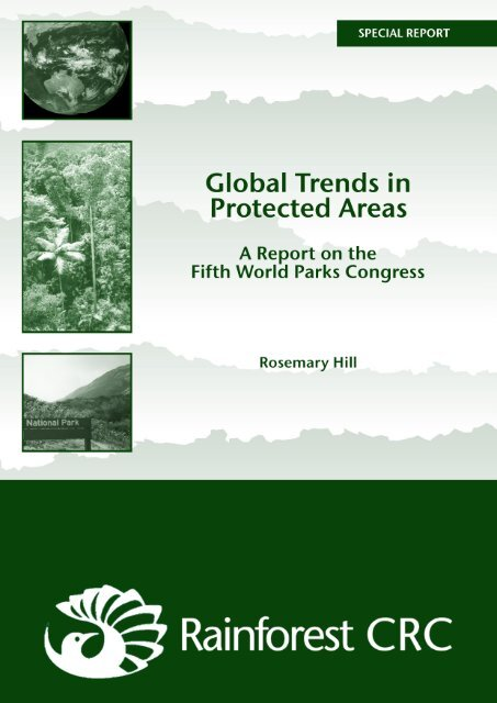 Global Trends in Protected Areas - Australian Conservation ...