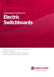 Electric Switchboards - Metartec