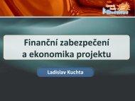 Finanční zabezpečení a ekonomika projektu ... - Klimentovská