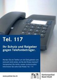 Tel. 117 - Senioren-Forum Basel
