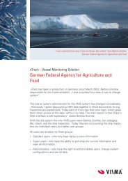 German Federal Agency for Agriculture and Food - Visma