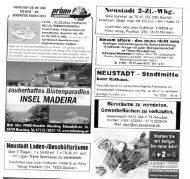 3-Zimmer-Wohnung - Titisee-Neustadt