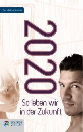 2020 - So leben wir in der Zukunft