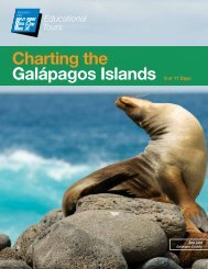 Charting the Galápagos Islands 8 or 11 Days - EF Educational Tours